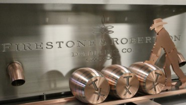Take a Sneak Peek at Firestone & Robertson Distilling, Fort Worth's New Whiskey Wonderland
