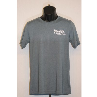 Vendome Short Sleeve T-Shirt Blue Gray