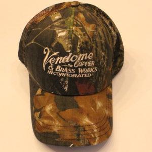 Vendome Camo Hat