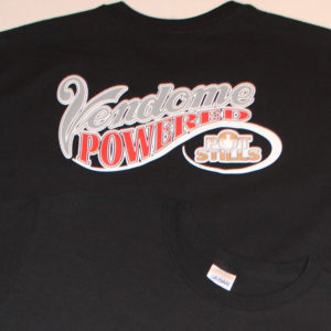 Vendome T-Shirt Black