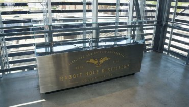 Rabbit Hole Distilling Ribbon Cutting Ceremony May 2018