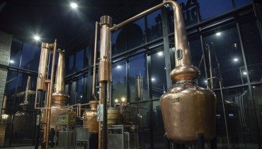 Dr. Pearse Lyons Legacy Grows: Ribbon Cutting at Distillery No. 3 with Dueling Barrels Brewery & Distillery